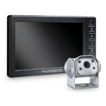 DOMETIC PERFECTVIEW RVS 555X REAR VIEW SYSTEM